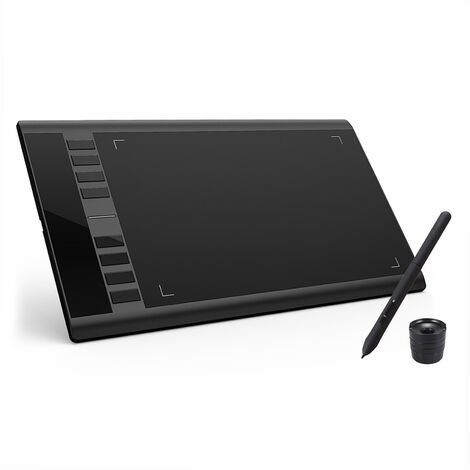 """main image of """"Ugee M708 Upgraded Graphics Drawing Tablet Board with Battery-free Passive Pen 8192 Pressure Sensitivity 266RPS 10 * 6inch for Windows for Mac OS"""""""