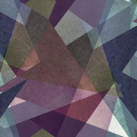Ugepa Triangles Geometric Wallpaper
