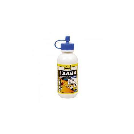 UHU Holzleim wasserfest D3 - ohne Lösungsmittel - Inhalt 75 g