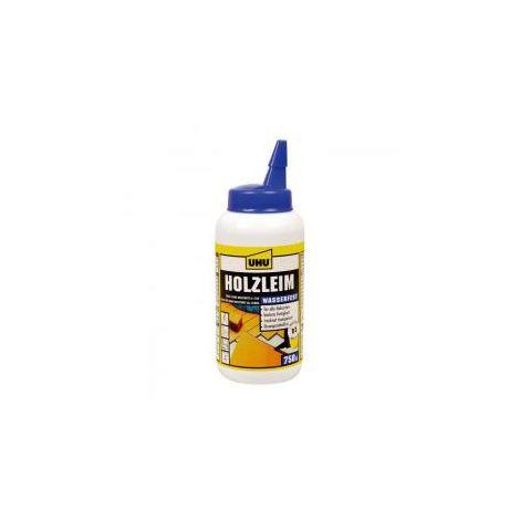 UHU Holzleim wasserfest D3 - ohne Lösungsmittel - Inhalt 750 g