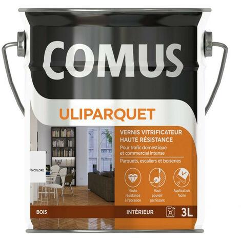 ULIPARQUET - COMUS - Vitrificateur - Vernis