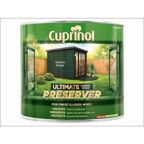 "main image of ""Cuprinol Ultimate Garden Wood Preserver (select size & colour)"""