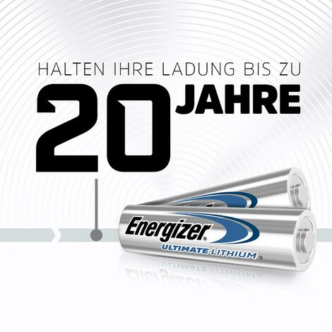 Ultimate Lithium Batterien