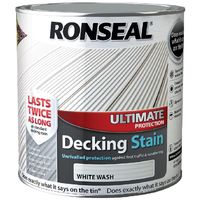 Ultimate Protection Decking Stain 2.5 Litre