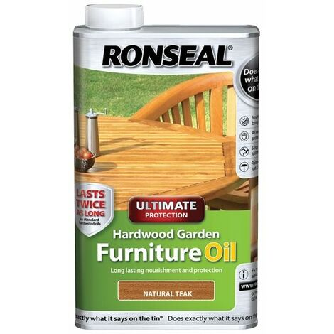 Ultimate Protection Furniture Oil