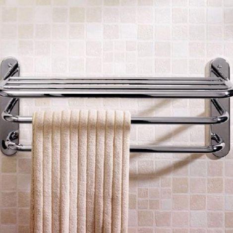 Ultra Chrome 3 Tier Towel Rack