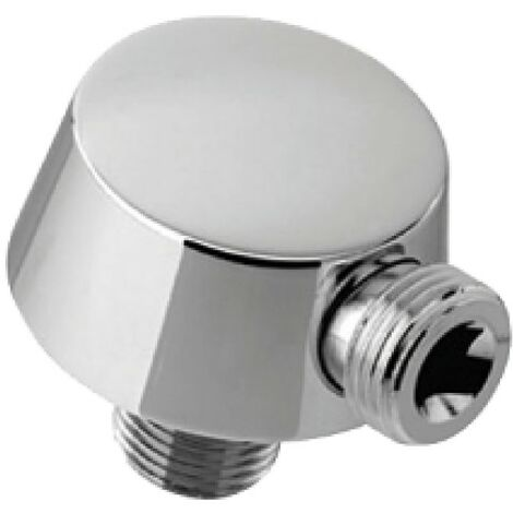 """main image of """"Ultra Chrome Outlet Elbow"""""""