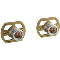 Ultra Fast Wall Mounted Fixings for Bar Shower Valves