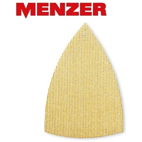 Ultranet® grilles abrasives MENZER, corindon affiné, 150 x 100 mm, G40–400