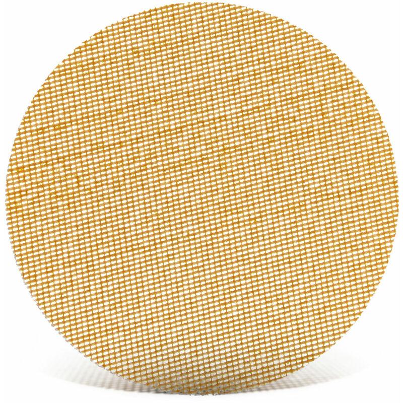 MENZER Ultranet grilles abrasives pour ponceuses girafes 225 mm grain 150 Lot de 5