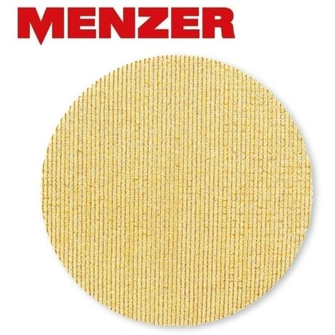 Ultranet® grilles abrasives MENZER, corindon affiné, Ø 225 mm, G40–400