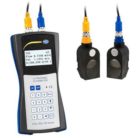 Ultraschall-Durchflussmesser PCE-TDS 100H