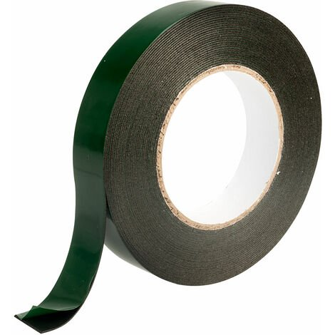 Ultratape Double Sided Foam Tape 25mm x 10m