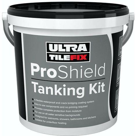 UltraTileFix ProShield wet room system tanking kit