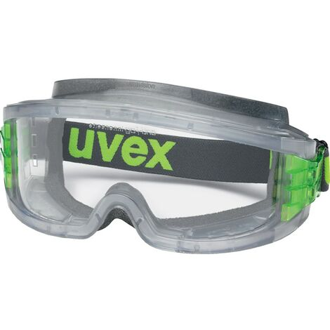 Ultravision Scratch Resistant/Anti-Fog Safety Goggles