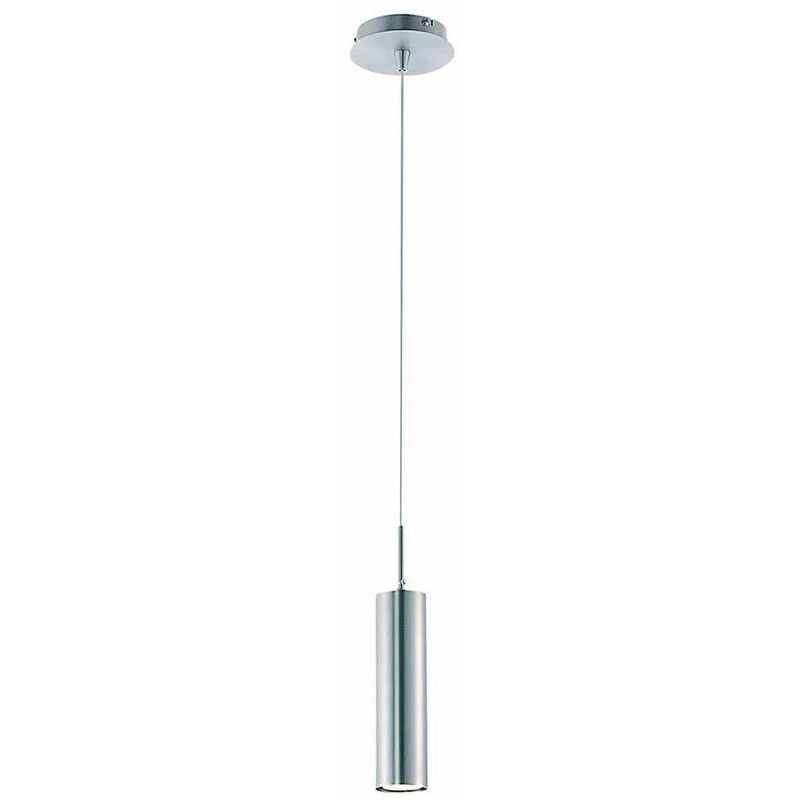 Hufnagel - UMA LED-Pendelleuchte 9W 1LED nickel matt Beleuchtung Leuchte Lampe Haushalt TOP