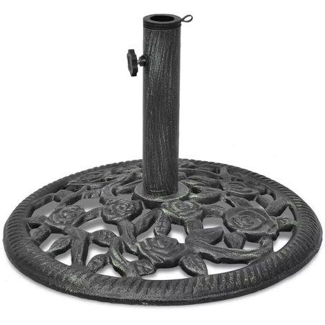 Umbrella Base Cast Iron 12 kg 48 cm