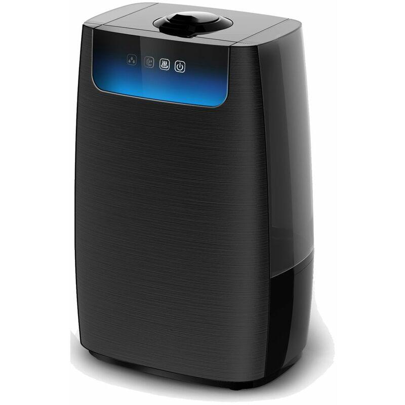 Bricoshop24 Umidificatore Aria Ultrasuoni Vapore Caldo Diffusore Oli Nebulizzatore Ambiente