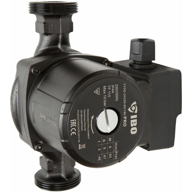 4 m Grundfos Hocheffizienz-Pumpe Alpha 2 25//40 Förderhöhe