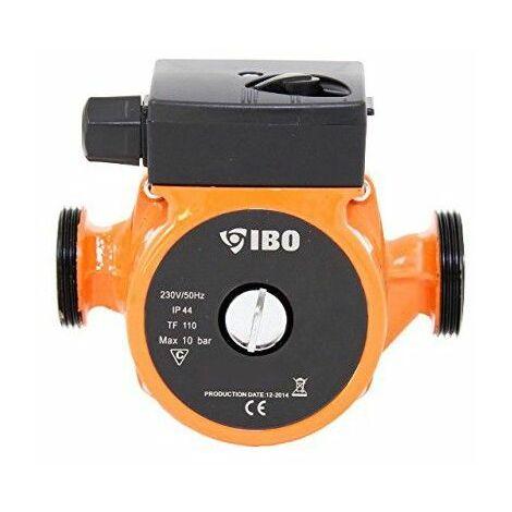 Umwälzpumpe Heizungspumpe IBO 25-60/130 Pumpe Warmwasser Heizung Nassläufer NEU