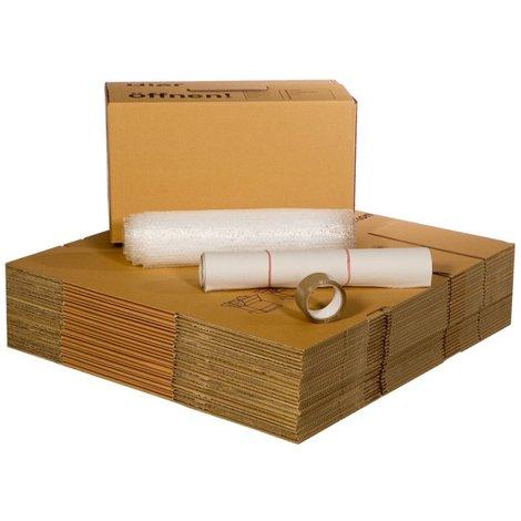 Umzugskomplettpaket (1 bis 2-Zimmer-Wohnung)
