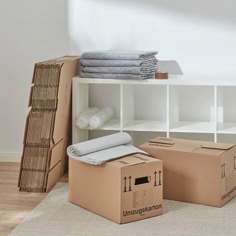 Umzugskomplettpaket (2 bis 3-Zimmer-Wohnung)