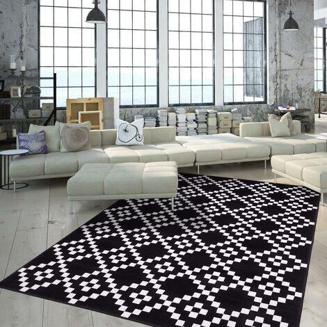 UN AMOUR DE TAPIS - tapis carreau de ciment Af Lerum - tapis decoration - tapis salon tapis chambre