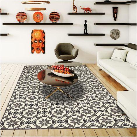 UN AMOUR DE TAPIS - Tapis carreau de ciment Bc Carreau De Ciment - tapis decoration - tapis salon tapis chambre