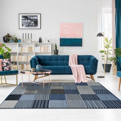 UN AMOUR DE TAPIS - tapis carreau de ciment Bc Geotrem - tapis decoration - tapis salon tapis chambre