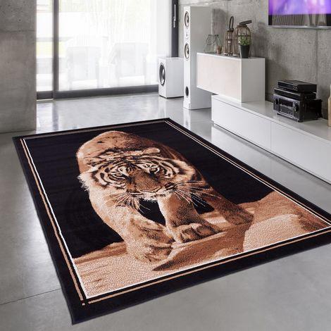 UN AMOUR DE TAPIS - tapis enfant Bc Tiger - tapis decoration - tapis salon tapis chambre
