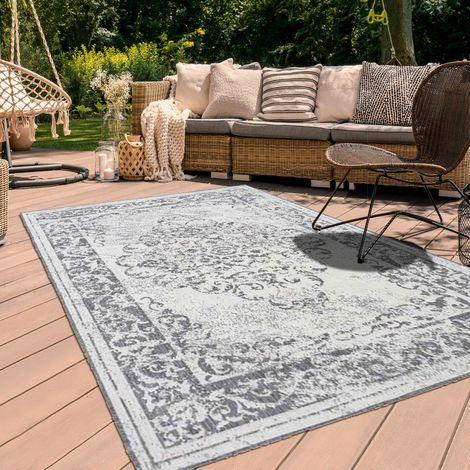 UN AMOUR DE TAPIS - tapis moderne Bc Medaillon - tapis decoration - tapis salon tapis chambre