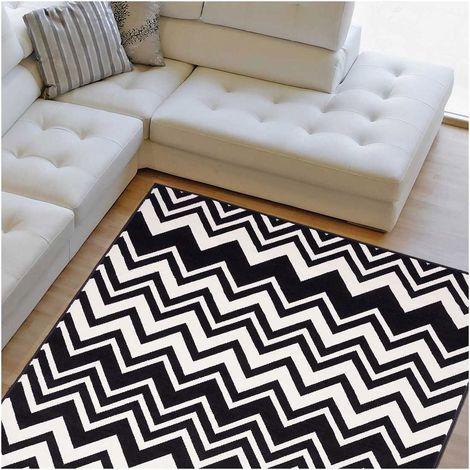 UN AMOUR DE TAPIS - tapis moderne Bc Vagues - tapis decoration - tapis salon tapis chambre