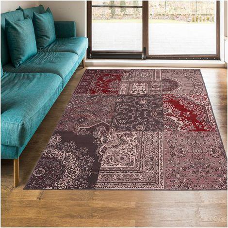 UN AMOUR DE TAPIS - tapis patchwork inspi Af Nybro Patchwork - tapis decoration - tapis salon tapis chambre