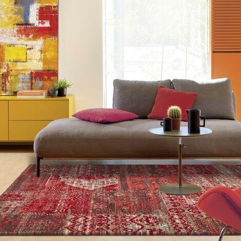 UN AMOUR DE TAPIS - tapis patchwork inspi Bc Patchwork - tapis decoration - tapis salon tapis chambre