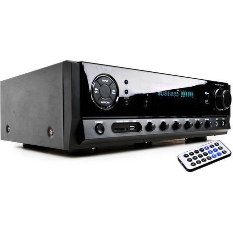 Un amplificateur de 160 W hi-fi avec differentes functions
