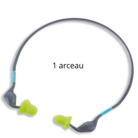 Un Arceau Anti-Bruit Uvex Xact-Band - Vert