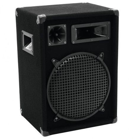Un enceinte DX-1222 à trois voies puissante avec 600 watts