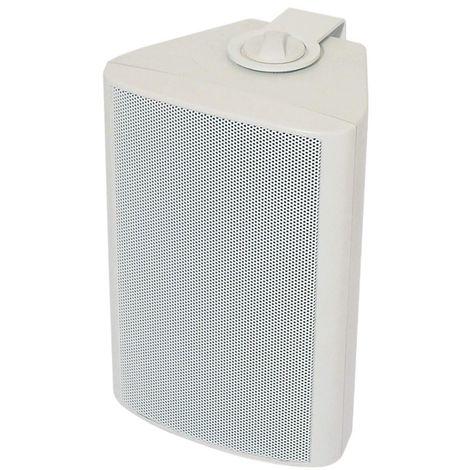 Un haut-parleur compact pour l'usage à l'extérieur
