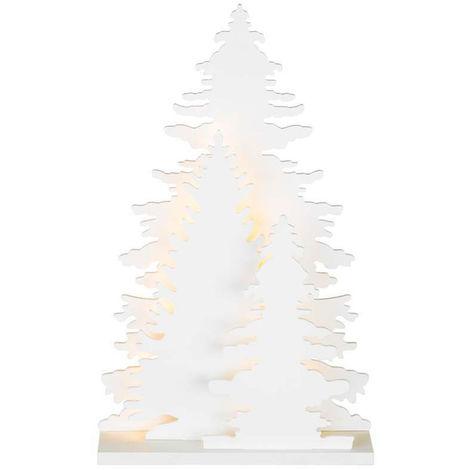 À Led Décoration Noel Table Luminaire Pour Un De PX0O8wnk