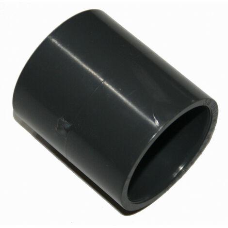 un manguito de ø 32 mm de presión para ser pegado