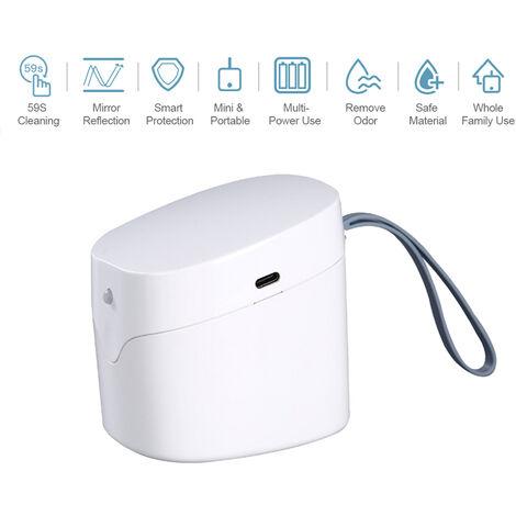 Un mini scatola UV luce portatile, Bianco