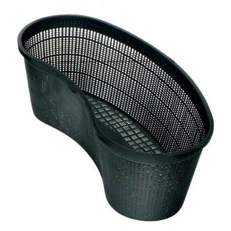 una cesta oval 45 para piscina acuática