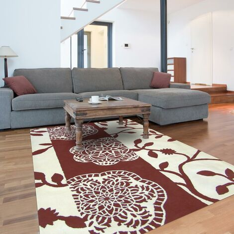 Unamourdetapis - Tapis de Salon Moderne Design - CAMINO - Laine Urban carpets 200 x 300 cm