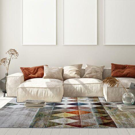 Unamourdetapis - Tapis de Salon tapis Moderne Design - BELO 19 - Polypropylène