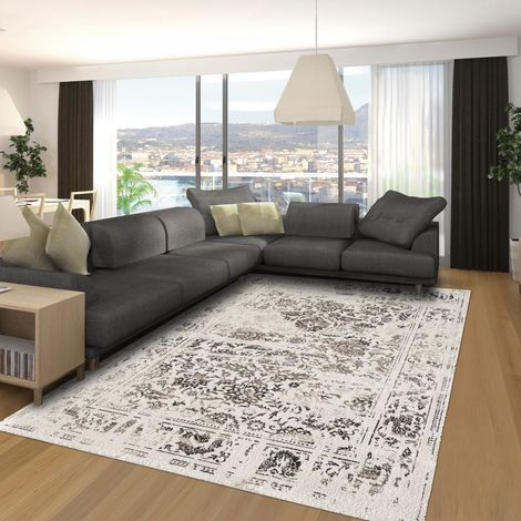 Unamourdetapis - Tapis de Salon tapis Moderne Design - ORIENTAL DESTRUCTURE - Polypropylène
