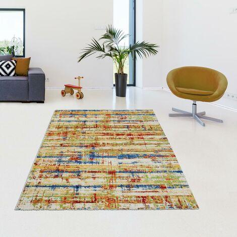 Unamourdetapis - Tapis de Salon tapis Moderne Design - ORIENTALYSTIQUE - Polypropylène Dezenco