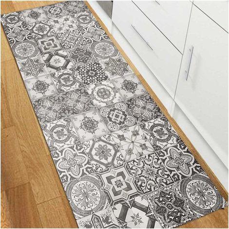unamourdetapis - tapis moderne - vinyle porto - 15% polyester et 85