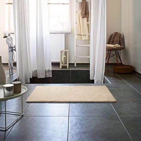 Unamourdetapis - Tapis Salle de Bain - TAPIS DE SALLE DE BAIN NATURA REMEDY  - polyester Esprit