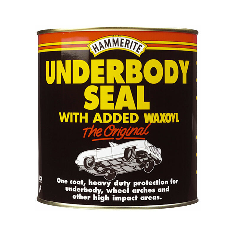 Image of 5092951 Underbody Seal Tin 500ml - Hammerite