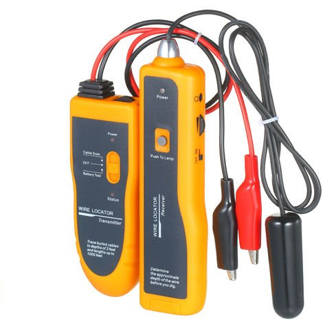 Underground Wire Locator NF-816 Underground Cable Detection Instrument Concealed Wiring Line Finder